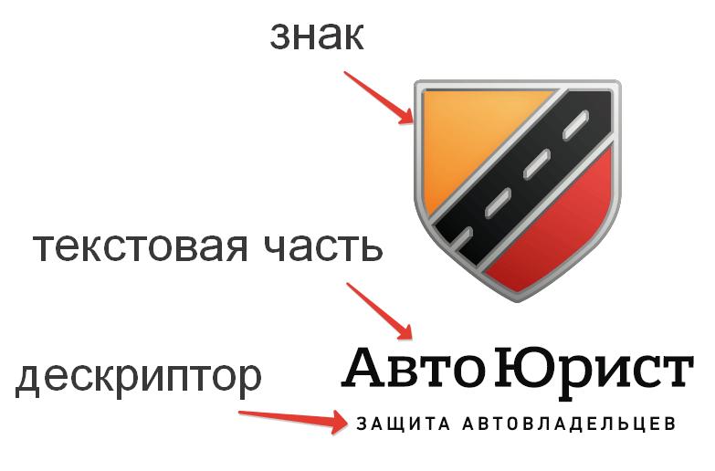 Из чегосостоит юридический логотип