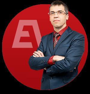 Фирменный стиль и Виртуальный Юридический Кабинет для Адвоката Евгения Абраменко