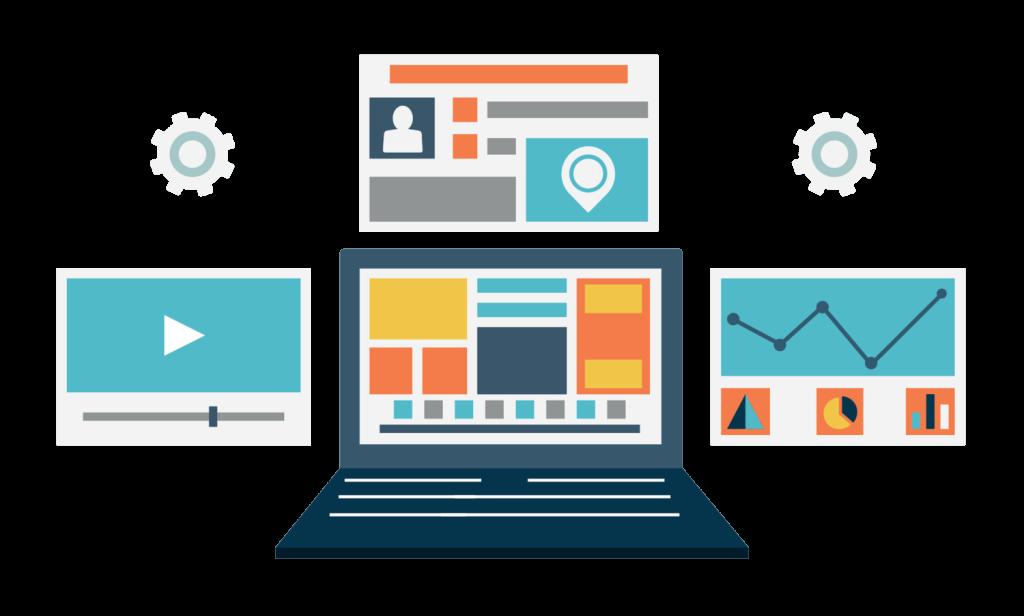 Лендинг, шаблон или имиджевый сайт – как продвигать?