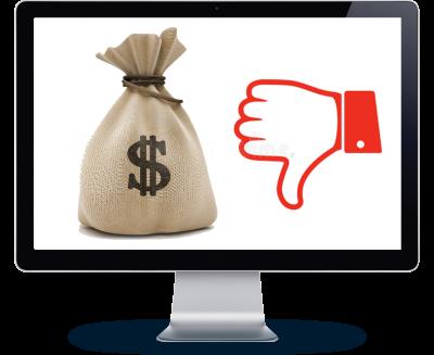 Что убивает продажи с юридического сайта?