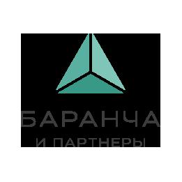 Создали фирменный стиль для юридической фирмы «Баранча и Партнеры»